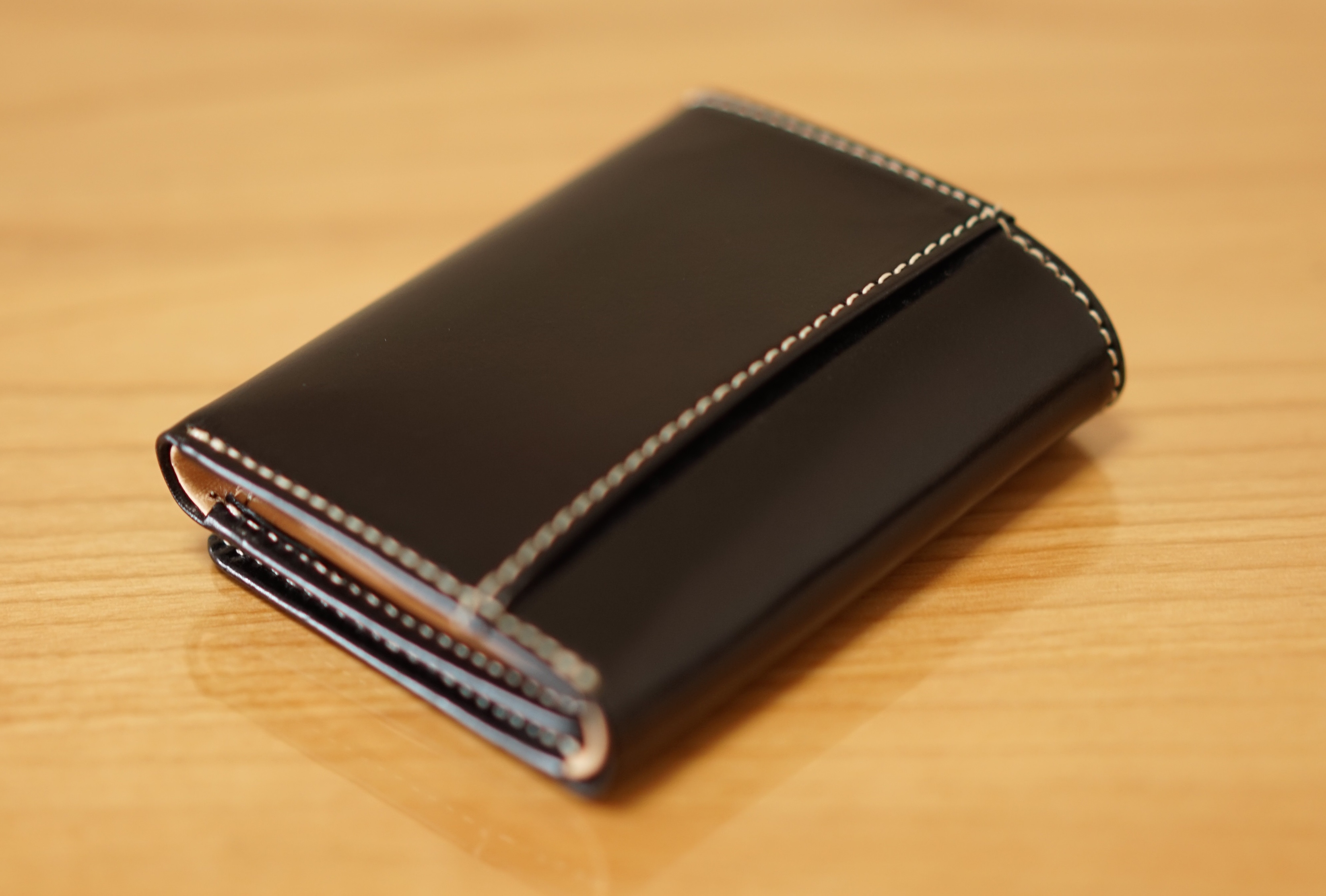 British Green wallet