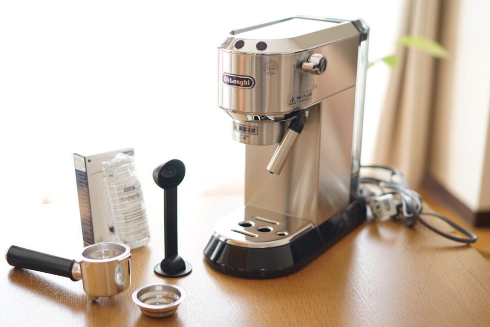 DeLonghi EC680 Espresso machine