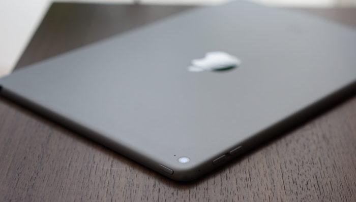 iPad Air 2 角 美しい