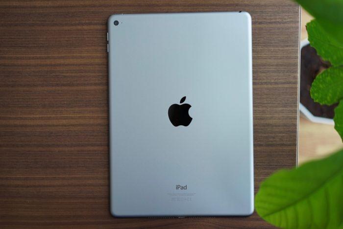 iPad Air2 バック 美しい
