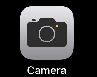 カメラアプリ iphone