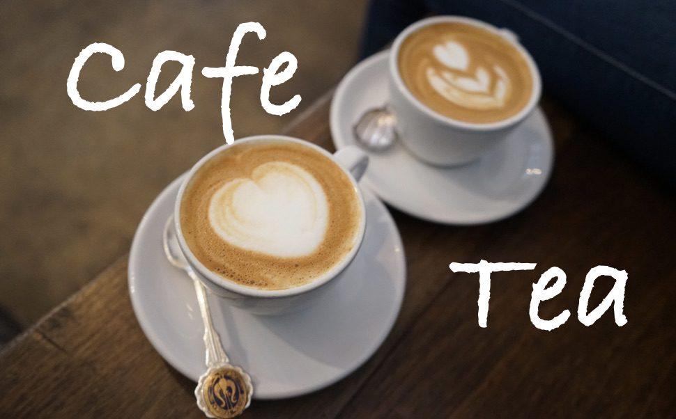 Cafe Tea コーヒー