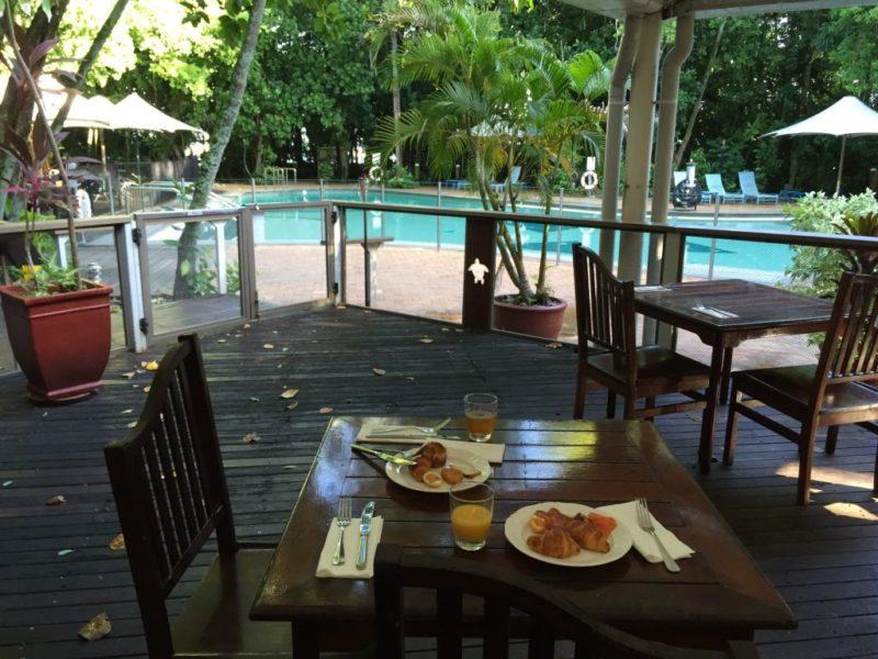 グリーンアイランドリゾート 朝食