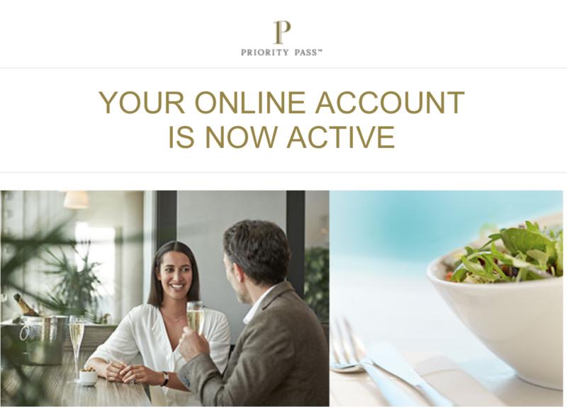 priority pass online account active