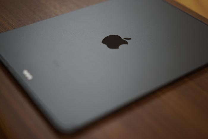 iPad Pro 11インチ リンゴマーク