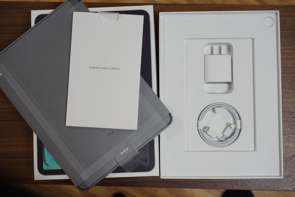 iPad Pro 11 同梱物 ケーブル