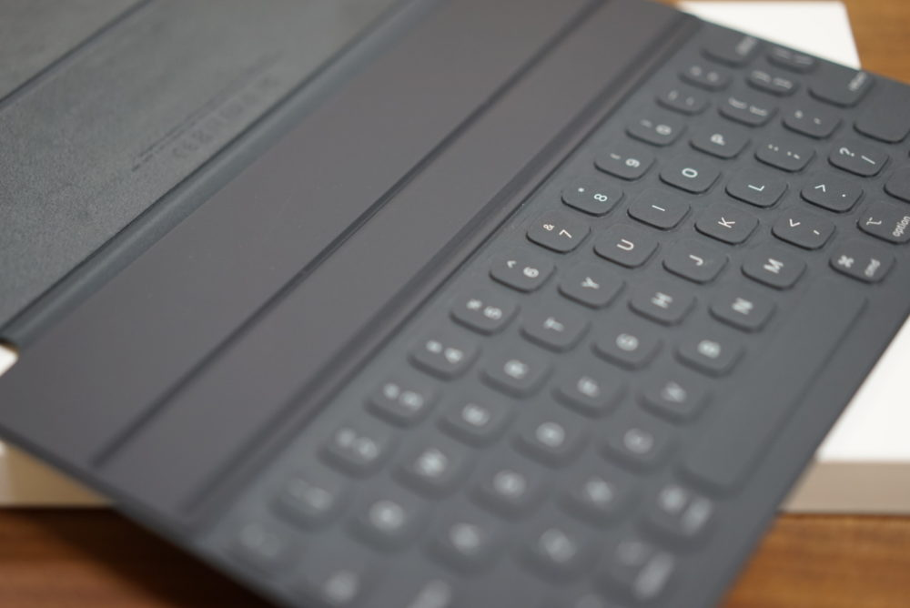 Smart Keyboard folio キー