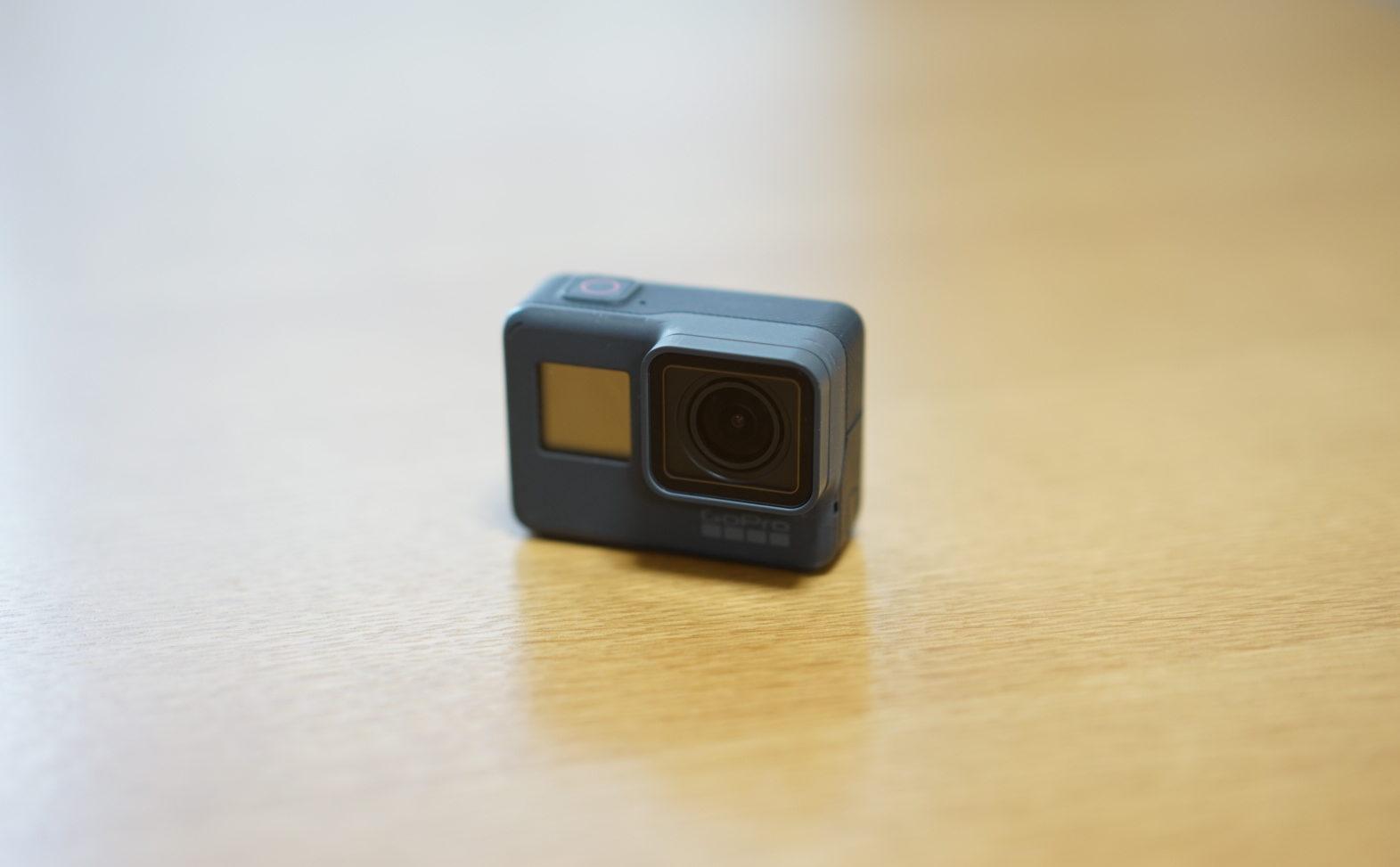 バイバイ GoPro HERO5