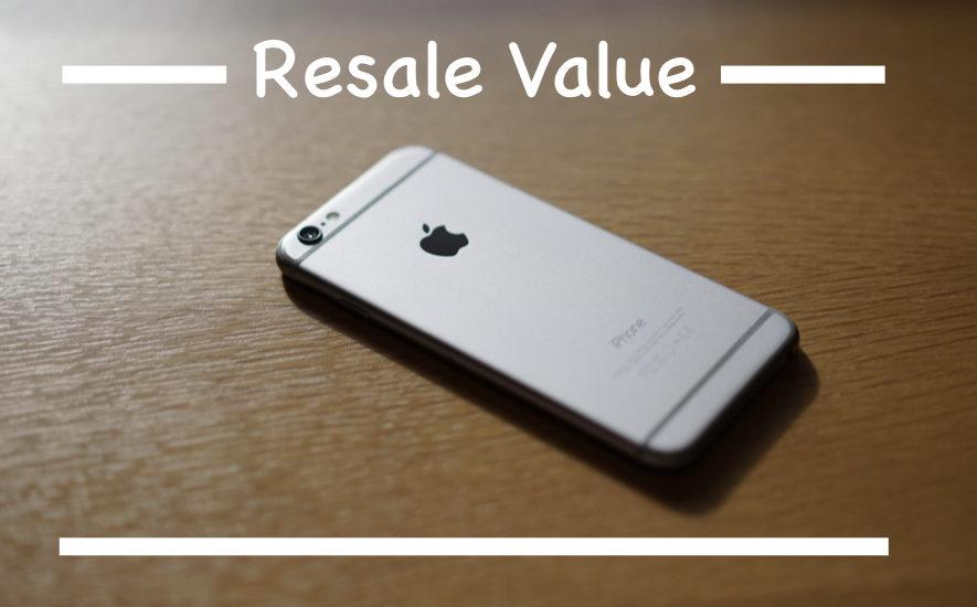 リセールバリュー Apple製品