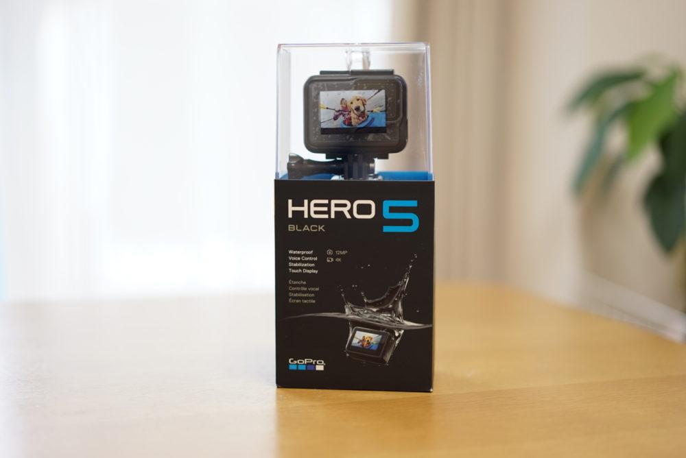 GoPro hero 5 箱