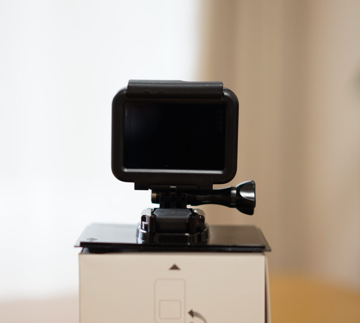 GoPro HERO5 固定