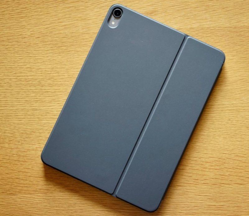iPad Pro folio ケース面