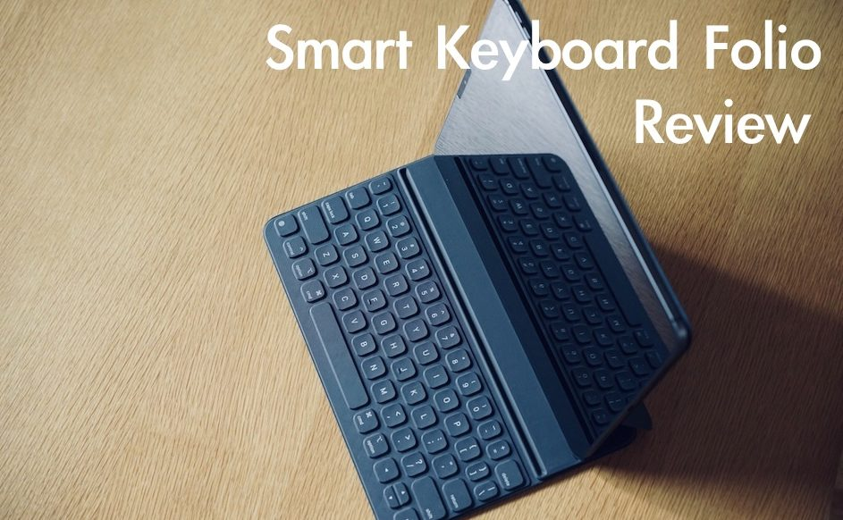 smart keyboard folio review