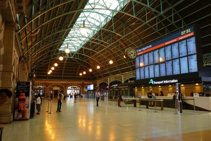 シドニー 駅