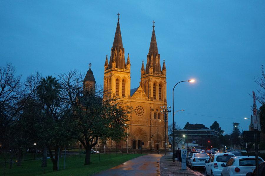 アデレード 教会