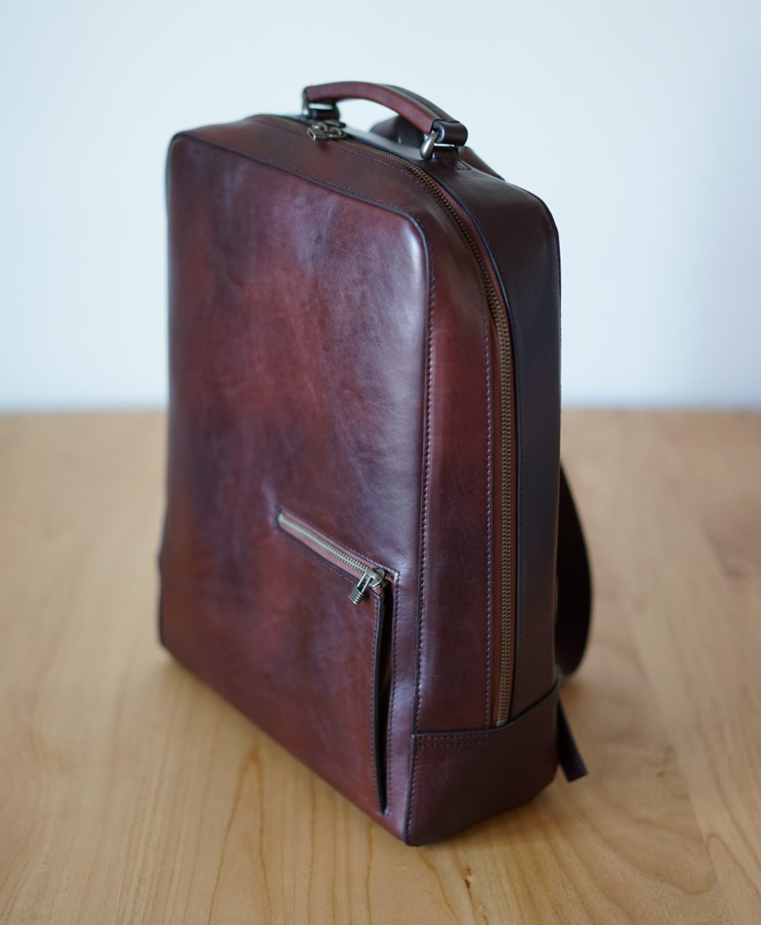 Motherhouse-antique square backpack