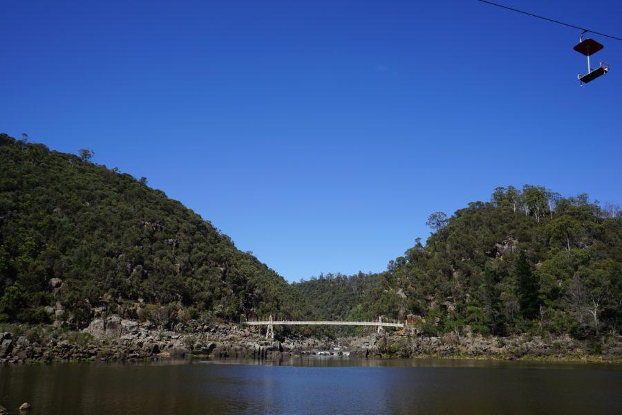 カタラクト渓谷 タスマニア