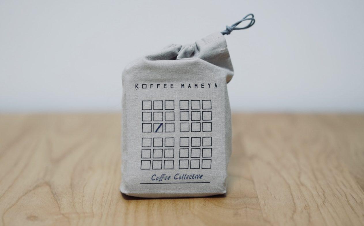 Koffee Mameya で購入した豆