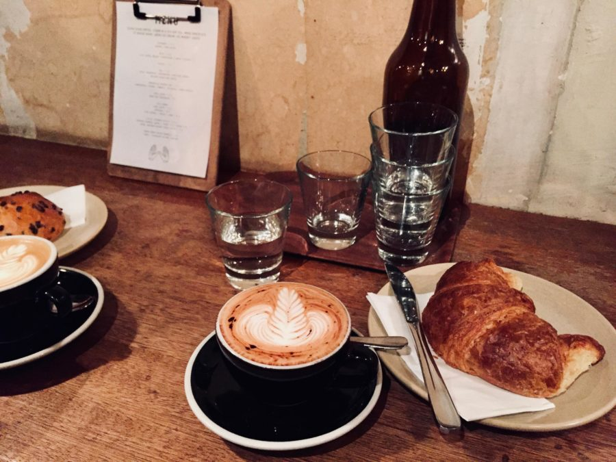 brother baba budan coffee croissant