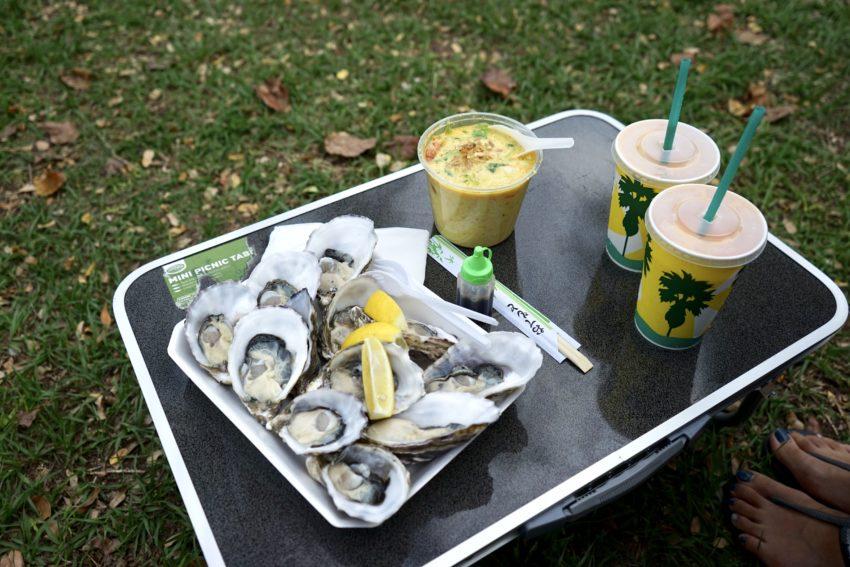 オススメの料理たち ミンディルビーチマーケット