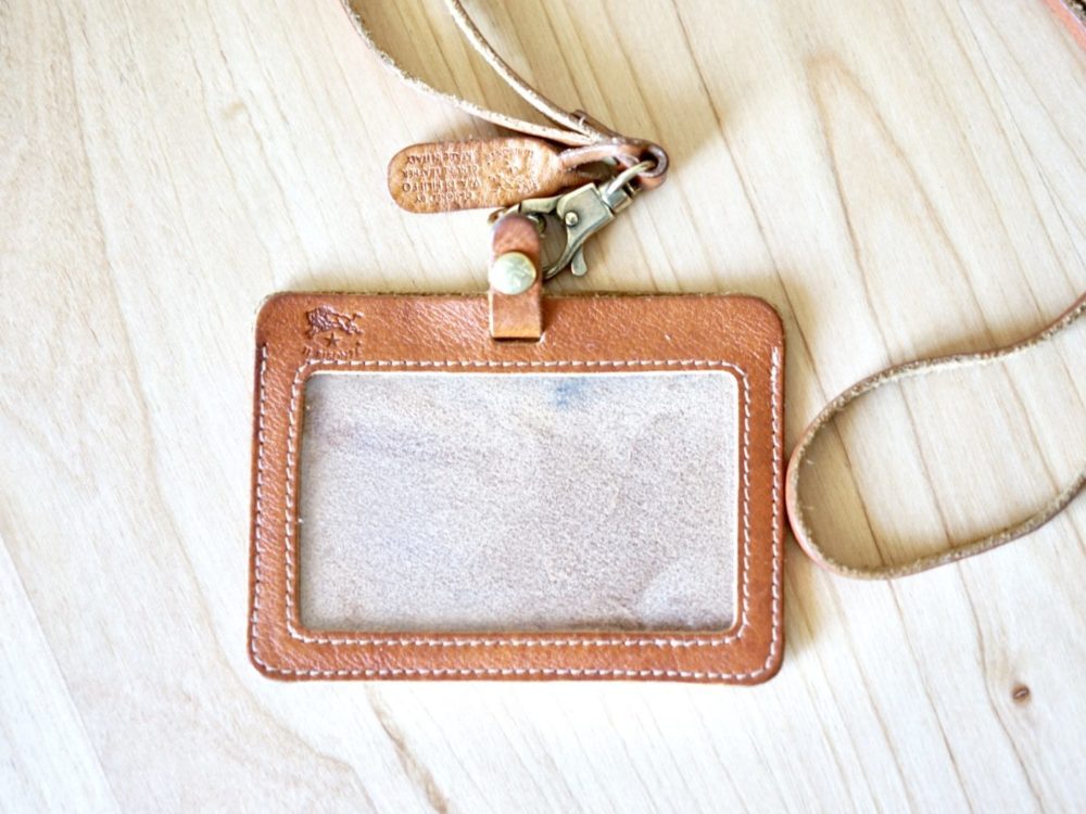 IL BISONTE ID card holder