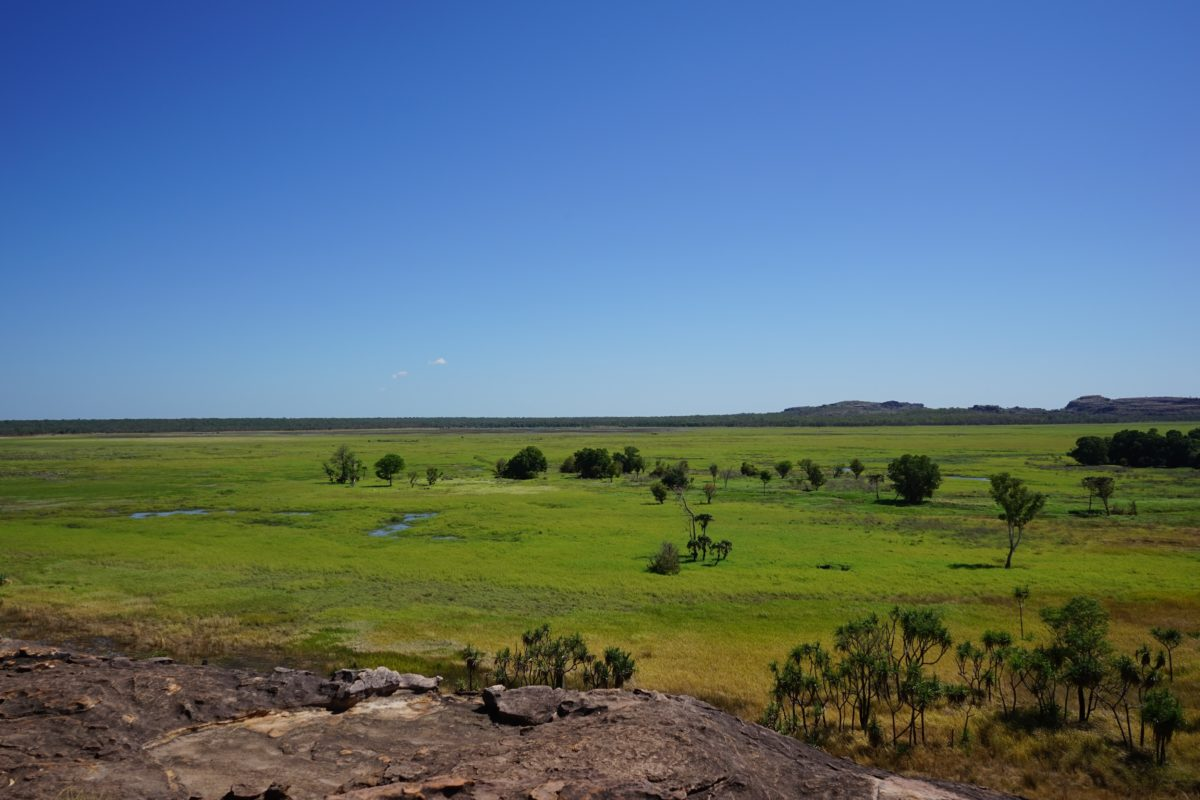 kakadu national park land