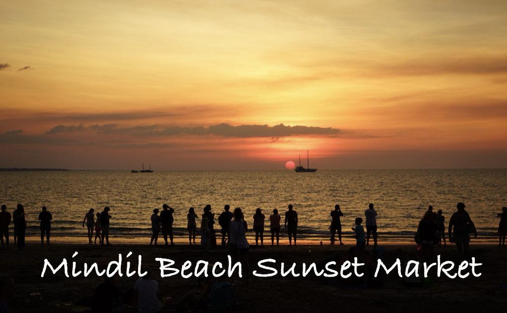 ミンディルビーチ サンセットマーケットの写真