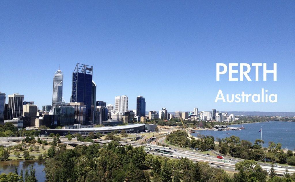 PERTH AUSTRALIA パース