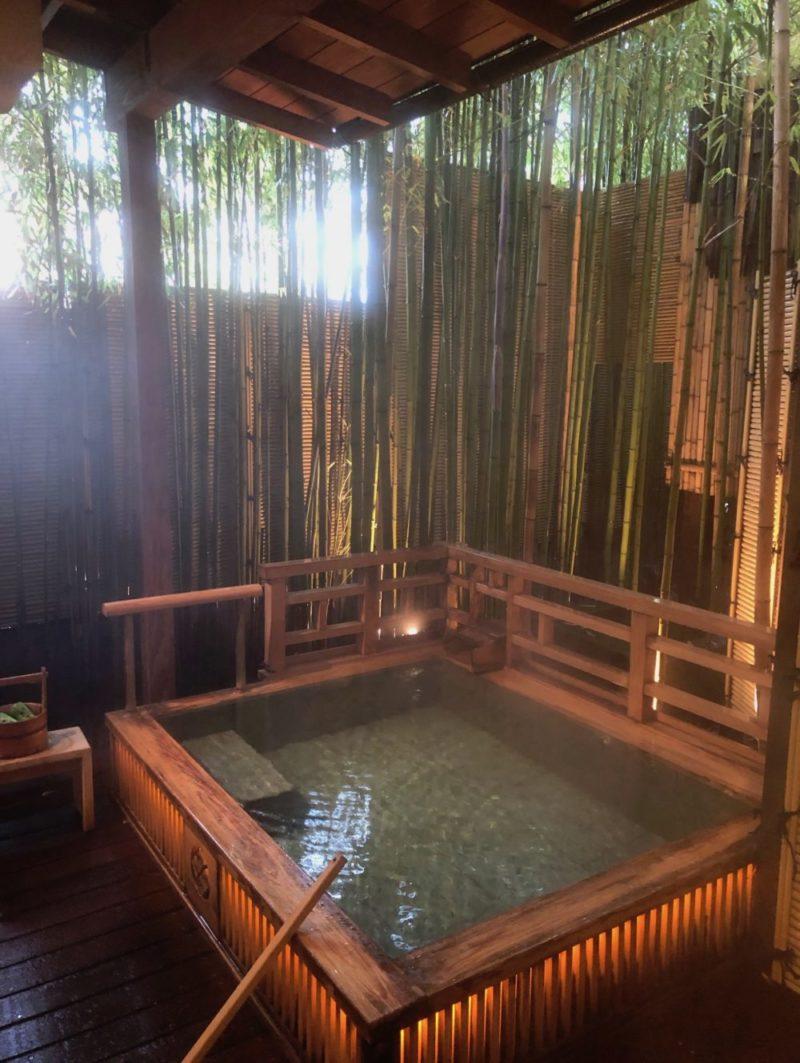 貸切露天風呂 湯之宿 おお川 熱海温泉