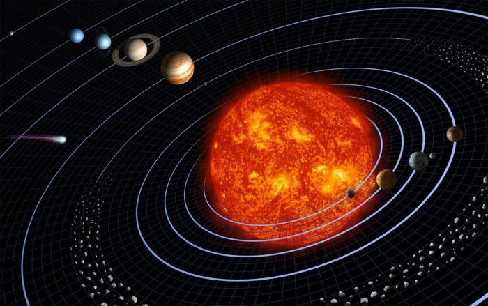 宇宙 太陽系 地球