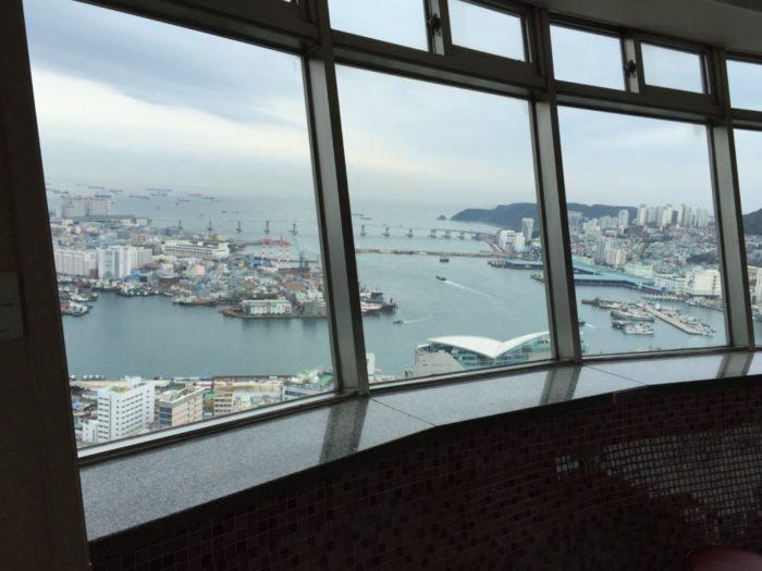 釜山タワー 韓国