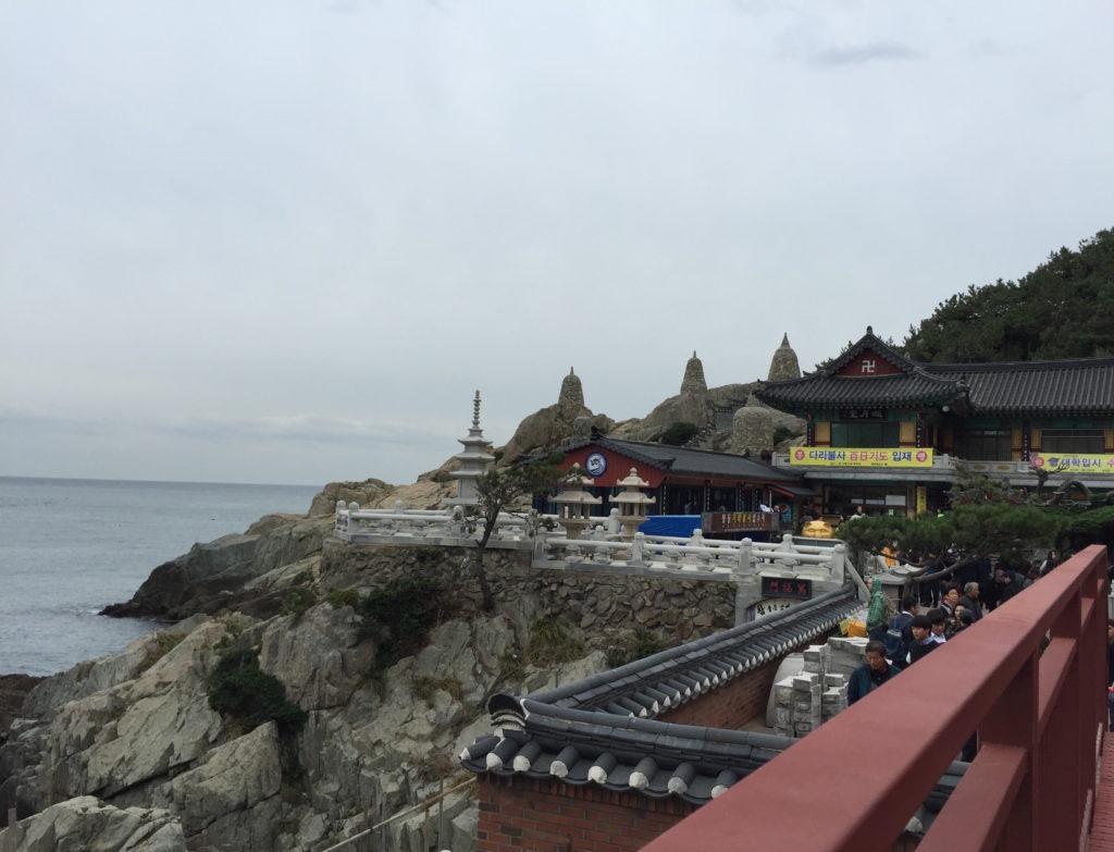 海東龍宮寺 釜山 韓国