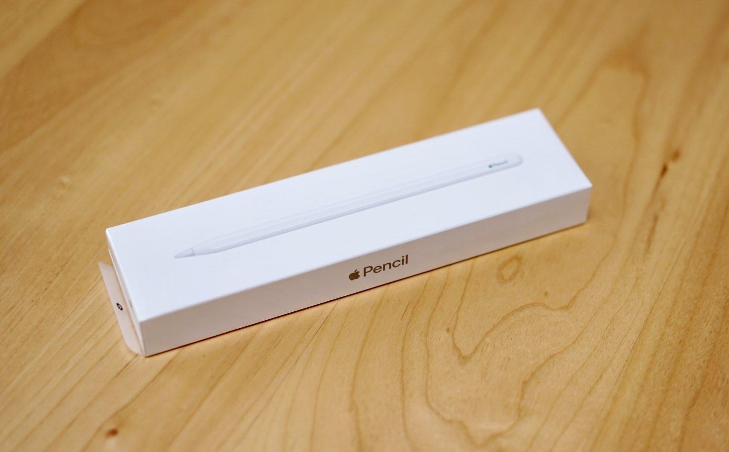 Apple Pencil アップルペンシル 箱