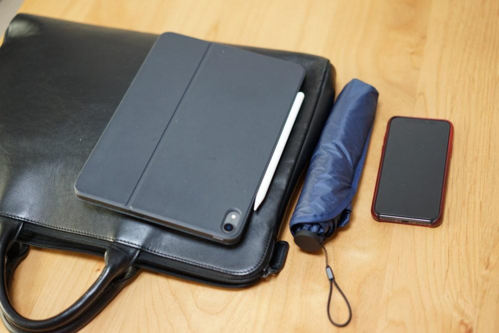 iPad と比較 傘