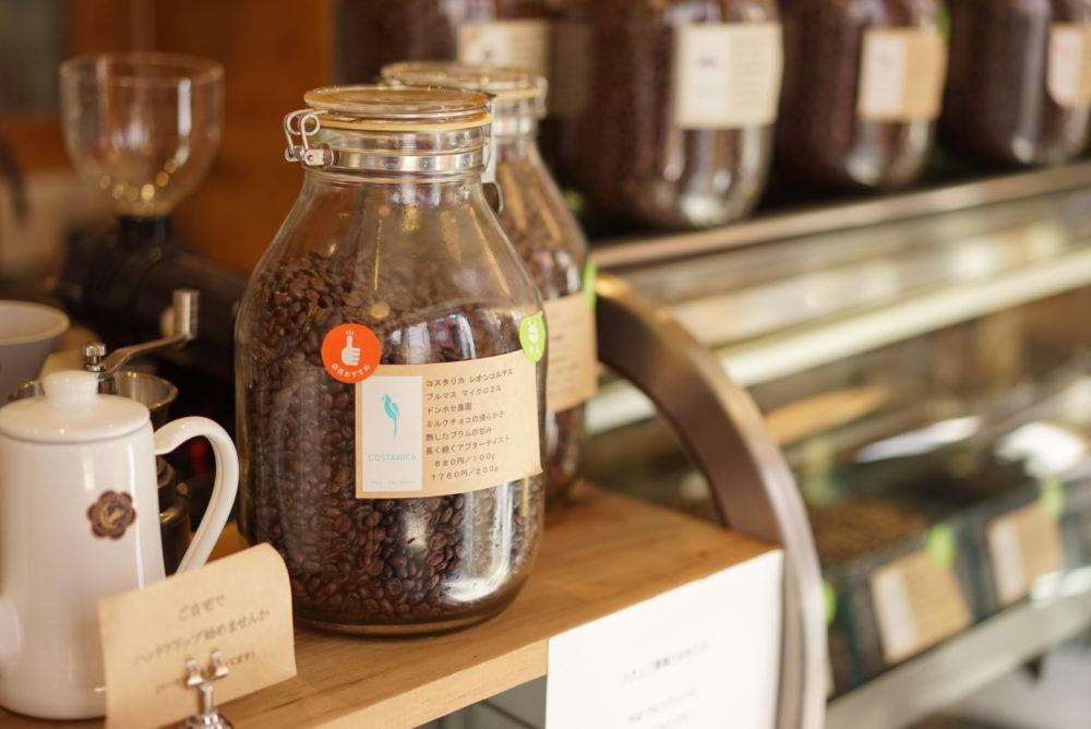 テラコーヒー 瓶 コーヒー豆