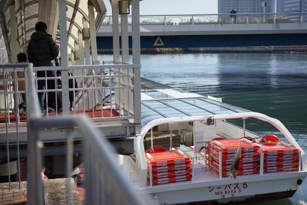 シーバス5 横浜