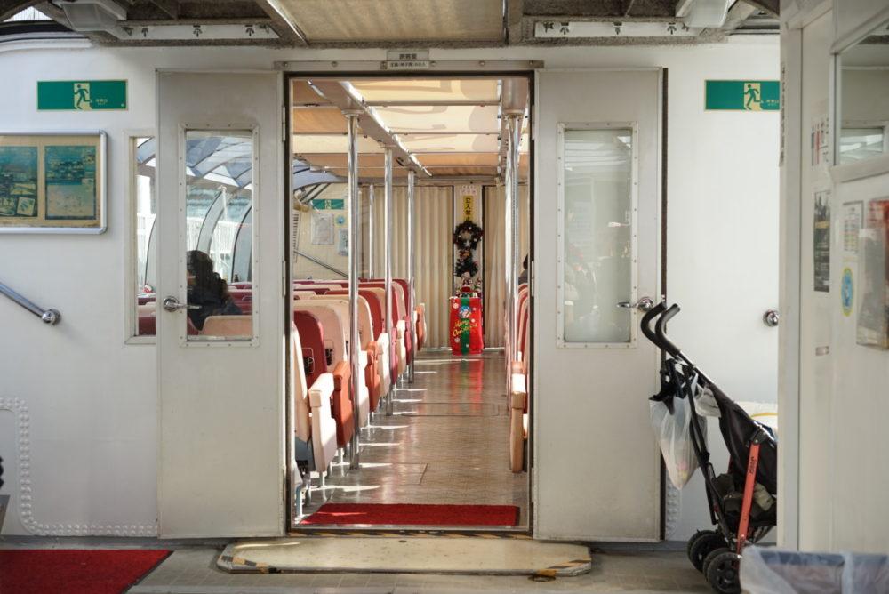 シーバス 中の部屋 横浜