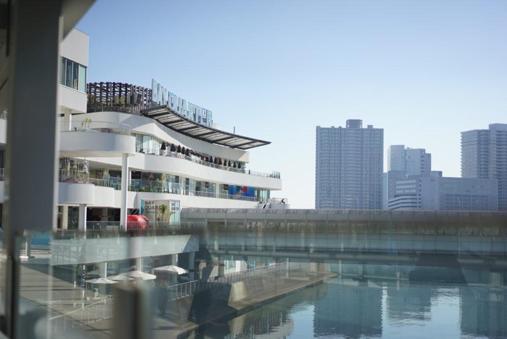 横浜ベイクオーター bay quarter