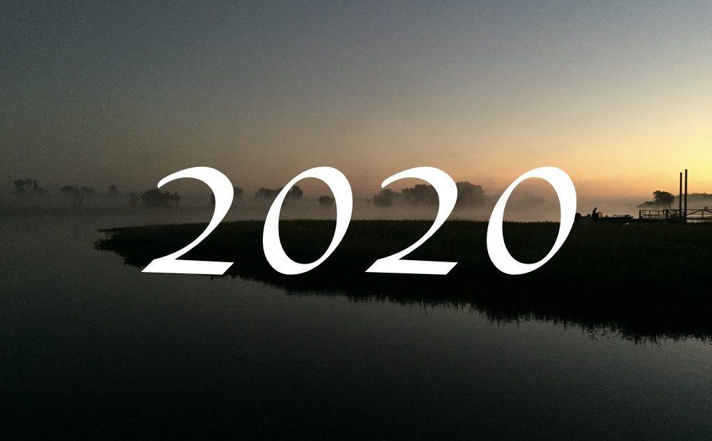 2020 抱負