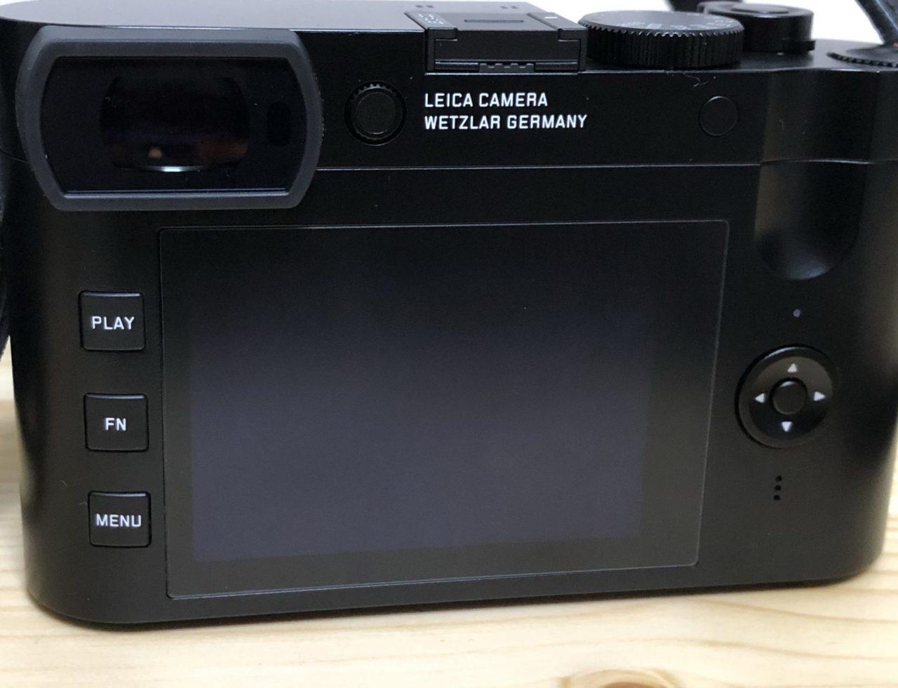 Leica q2 保護フィルム カメラ