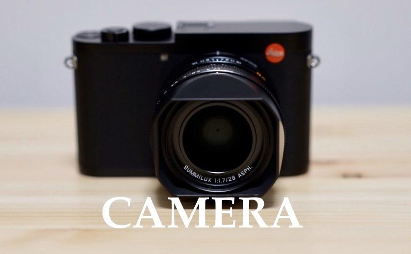 Camera カメラ