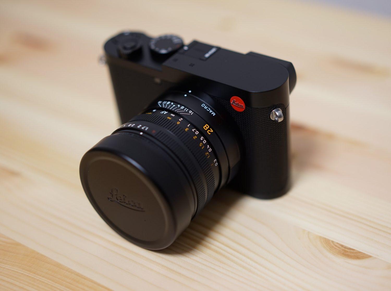 Leica Q2 レビュー cap