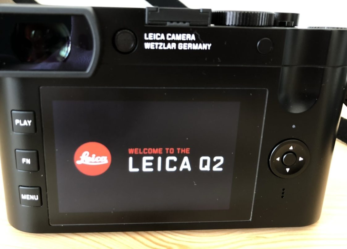 Welcome to Leica Q2 ファームウェアアップデート後
