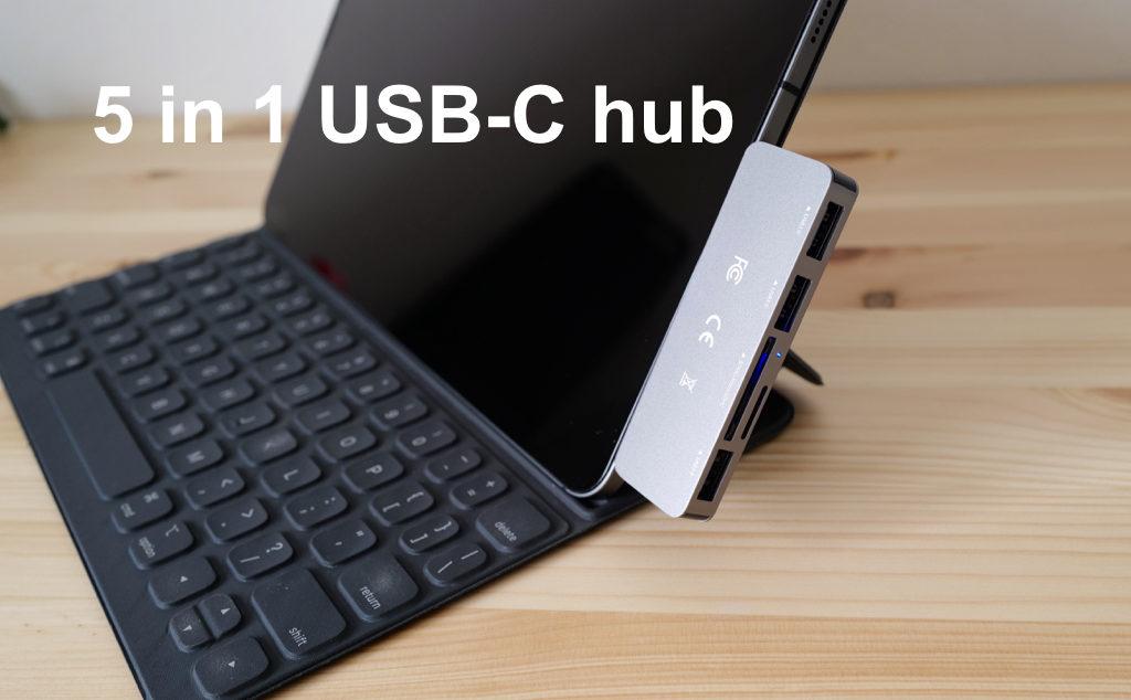 USB C ハブ for iPad Pro