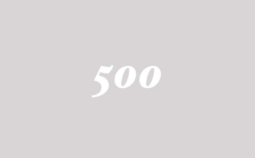 500記事 ブログ アイキャッチ