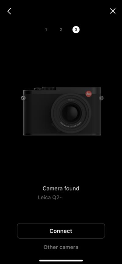 leica fotos found camera