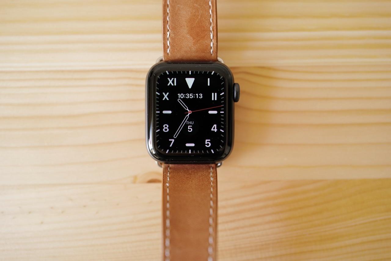 アップルウォッチ Apple Watch カリフォルニアダイヤル