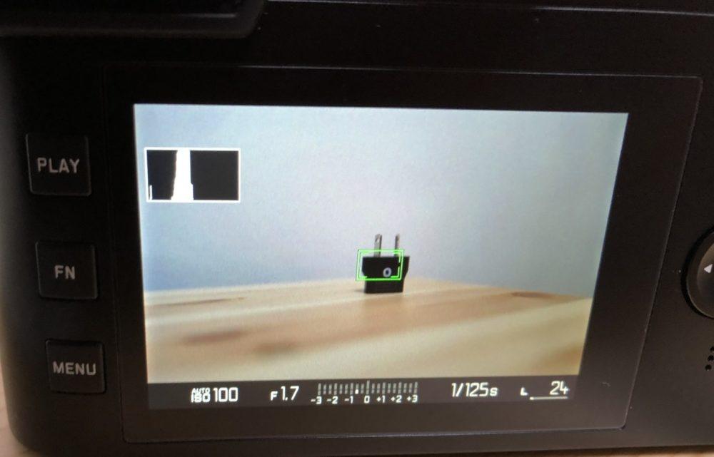 Leica q2 トラッキングモード