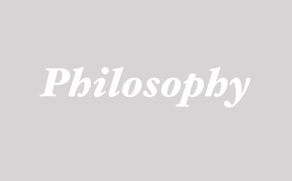哲学 philosophy