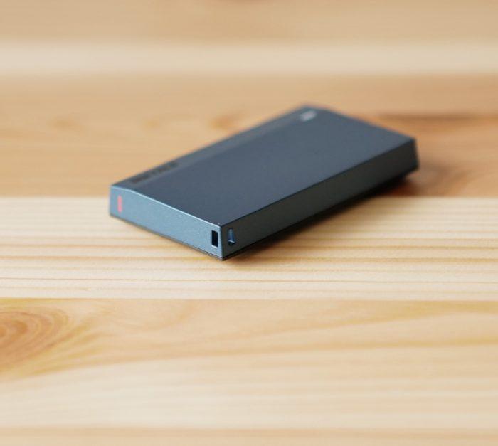 Buffalo バッファロー ストラップを通す箇所 SSD